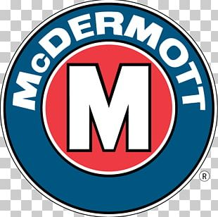 Logo McDermott International Chicago Bridge & Iron Company Brand Trademark PNG