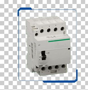 Circuit Breaker Contactor Electricity Three-phase Electric Power Relay PNG
