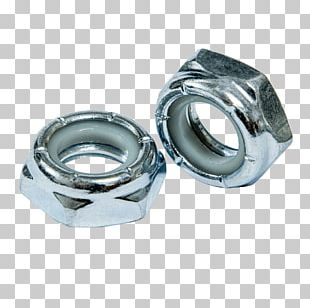 Household Hardware Nut Silver Body Jewellery DIY Store PNG