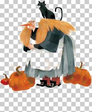 Drawing Cartoon Halloween Illustration PNG