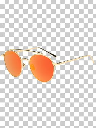 Mirrored Sunglasses Ray-Ban Clothing Accessories PNG