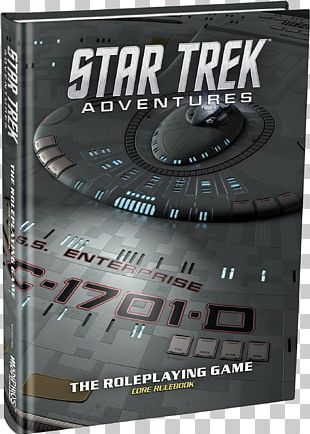 Star Trek Adventures: The Roleplaying Game : Core Rulebook Star Trek: The Role Playing Game Role-playing Game PNG