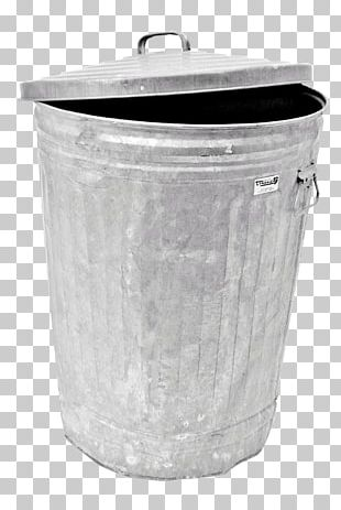 Rubbish Bins & Waste Paper Baskets Tin Can PNG