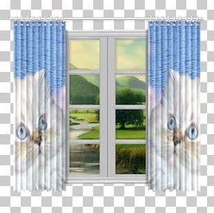 Window Treatment Curtain Window Covering Shade PNG
