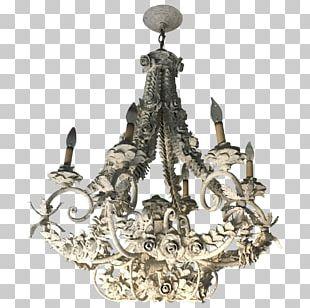 Chandelier Light Fixture Lighting Murano Glass PNG