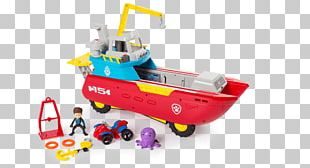 Paw Patrol Sea Patroller Transforming Vehicle Toy Smyths Spin Master Paw Patrol Spin Master Sea Patroller Figurine PNG