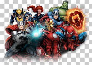 Iron Man Joker Collector Cave Comic Book Superhero PNG
