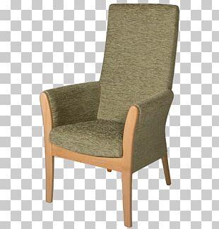 Wing Chair Recliner Club Chair Papasan Chair PNG