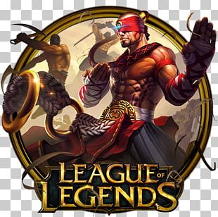 League Of Legends World Championship Video Game Desktop Lee Sin LOL Teacher PNG