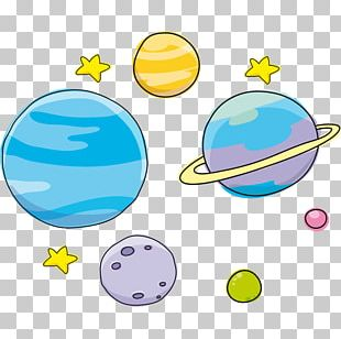 Solar System Planet Sticker Child Sistema Solar Interior PNG