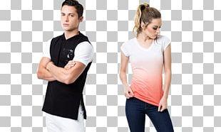 T-shirt Shoulder Sleeve Sportswear Outerwear PNG