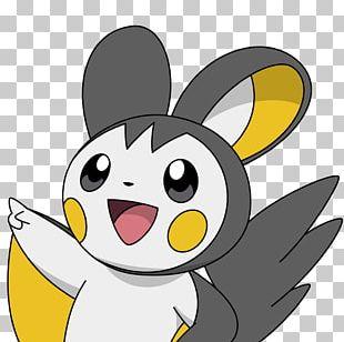 Emolga Pokemon Black & White Pachirisu PNG