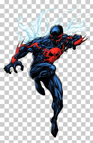 Spider-Man 2099 Marvel Comics Doctor Doom Mac Gargan PNG