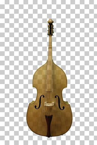 Bass Violin Violone Double Bass Viola PNG