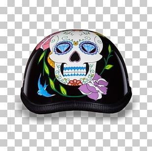 Motorcycle Helmets Skull For The Love Of God PNG