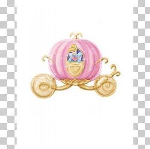 Cinderella Carriage Disney Princess Prince Charming PNG