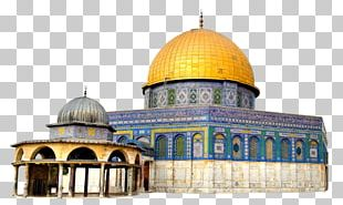 Dome Of The Rock Temple Mount Old City Quds Day State Of Palestine PNG