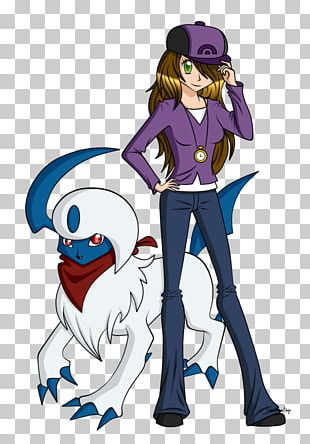 Pokémon X And Y Starfire Absol Serena PNG
