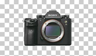 Sony α7R II Full-frame Digital SLR Mirrorless Interchangeable-lens Camera 索尼 PNG