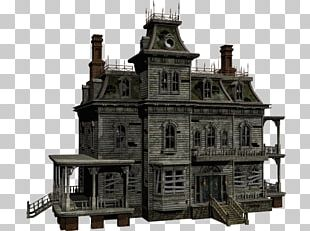 Haunted House Winchester Mystery House Ghost Hunting PNG