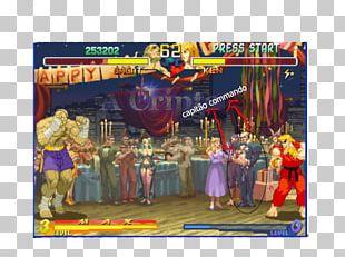 Street Fighter Alpha 2 Amusement Ride Toy Amusement Park PNG