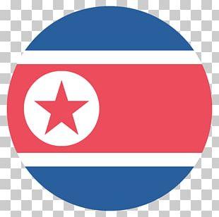Flag Of North Korea Emoji Flag Of South Korea PNG