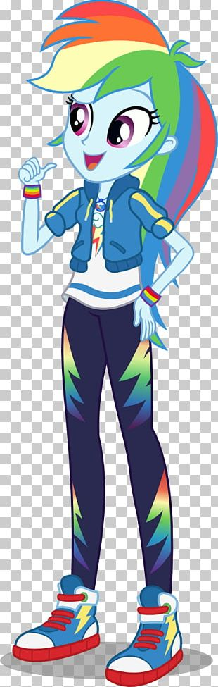 Rainbow Dash My Little Pony: Equestria Girls Applejack PNG