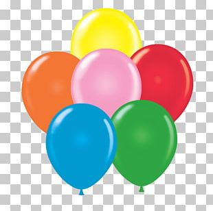 Water Balloon Color Gift Bag PNG