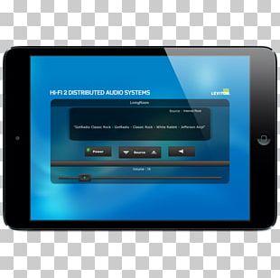 Multimedia Display Device Electronics Radio Receiver Audio PNG