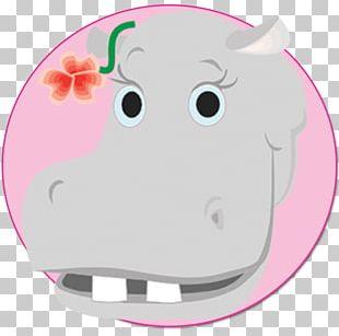 Pig Hippopotamus Wedding Invitation Snout Hippo Invites PNG