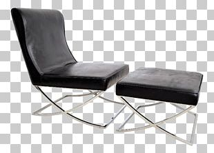 Barcelona Chair Eames Lounge Chair Chaise Longue Mid-century Modern PNG