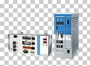 Industry 4.0 Fourth Industrial Revolution Industrial PC System PNG