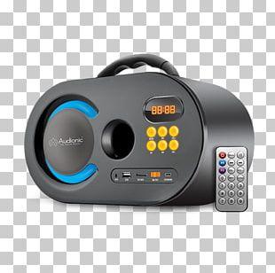 Wireless Speaker Loudspeaker Microphone USB PNG