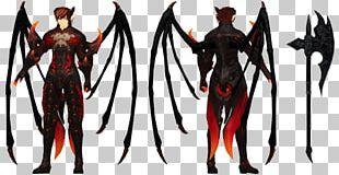 Demon MikuMikuDance Devil Oni Legendary Creature PNG