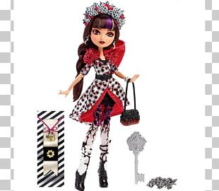 Fashion Doll Ever After High Legacy Day Raven Queen Doll Toy PNG