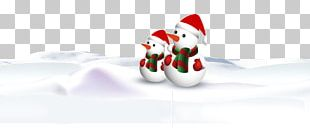 Santa Claus Christmas Ornament Snowman PNG