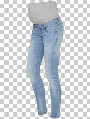 Jeans Slim-fit Pants Denim T-shirt PNG