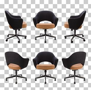 Womb Chair Office & Desk Chairs Furniture Swivel Chair PNG