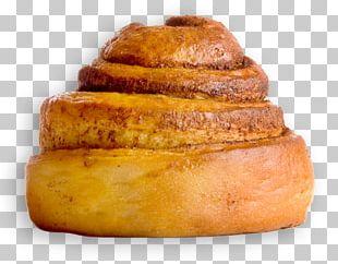 Cinnamon Roll Sticky Bun Bagel Sweet Roll Donuts PNG