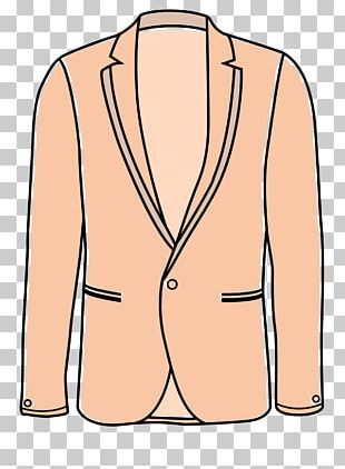 Suit Jacket Coat Designer PNG