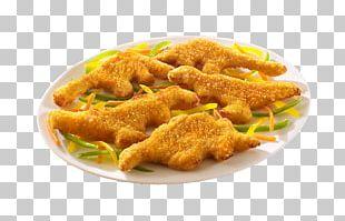 Chicken Nugget Fried Chicken Chicken Fingers Fish Finger PNG