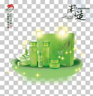 Tea Poster Designer PNG