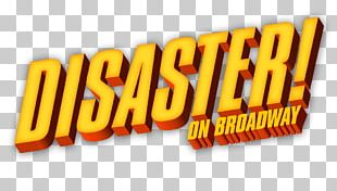 Disaster! 1970s Musical Theatre Disaster Film Broadway Theatre PNG