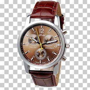 Analog Watch Quartz Clock Fashion PNG