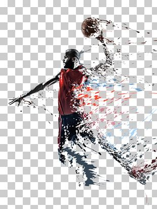 Basketball Player Slam Dunk Sport Stock Photography PNG