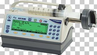 Infusion Pump Syringe Driver Intravenous Therapy PNG