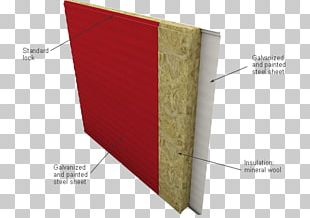 Sandwich Panel Fire-resistance Rating Mineral Wool Structural Insulated Panel Polyurethane PNG