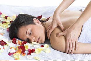 Stone Massage Valentine's Day Day Spa PNG