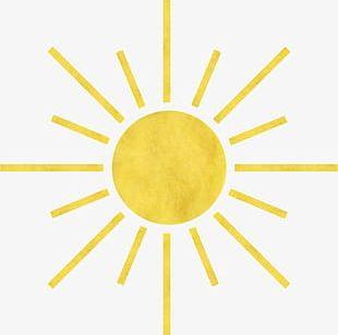 Cartoon Sun PNG