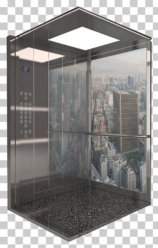 Elevator Glass Building Price PNG